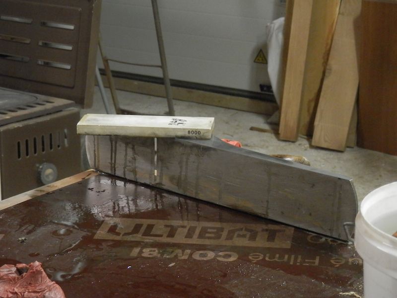 C ruser un meuble avec de la peinture blanche peindre un - Ceruser un meuble en pin ...