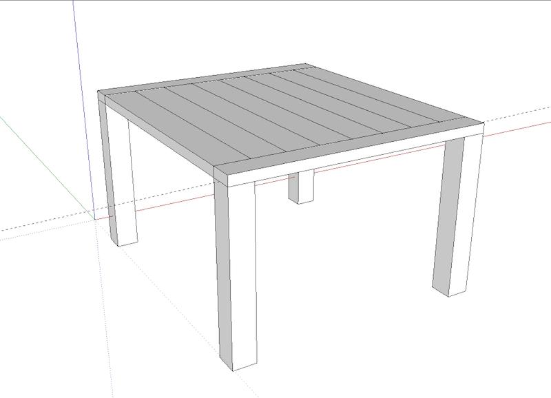 Table basse (pas à pas) SUtable1