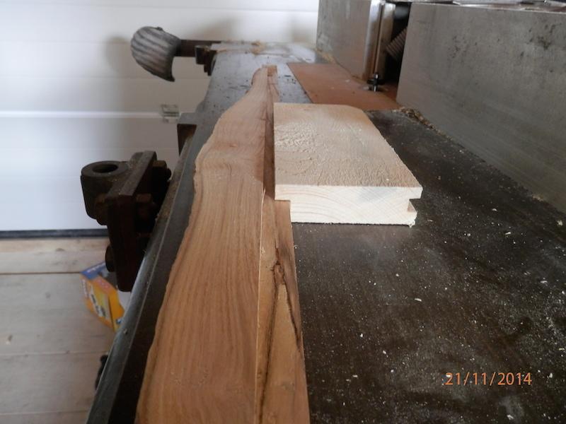 Table basse (pas à pas) Essailanguette