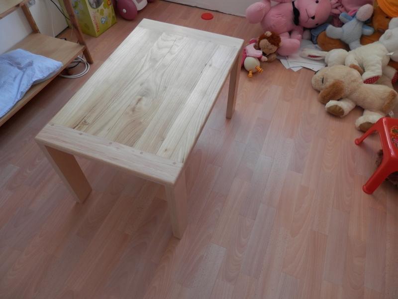 Table basse (pas à pas) Table18