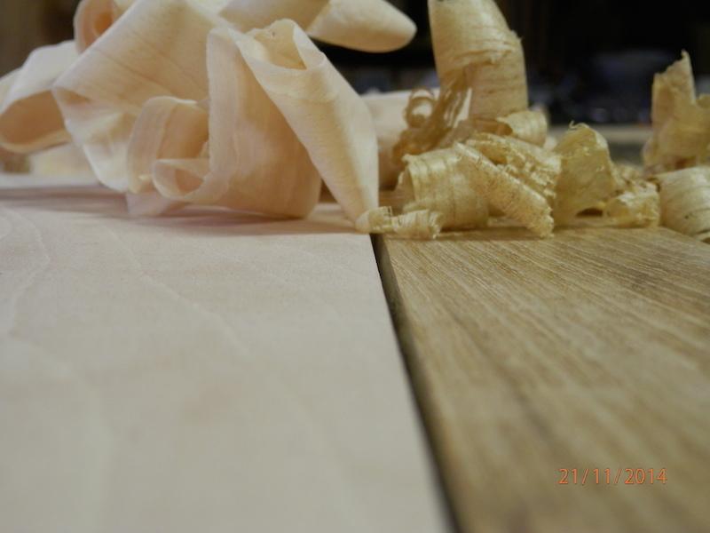 Table basse (pas à pas) Table4